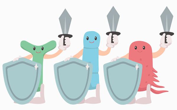 ochrana imunitního systému