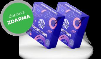 probiotika - 11 kmenů - 2 balení
